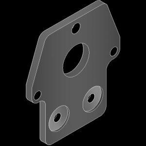 800-251A Support plate Krones gripper