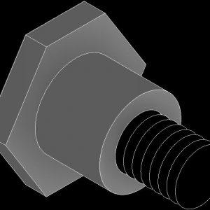 800-400-265  Shoulder bolt  48919-265